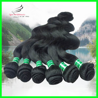 cheap black hair - Cheap Brazilian Hair Weaving Body Wave human hair Color b Mix Length inch g bundles Express