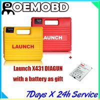 engines - Launch X Diagun engine diagnostic scanner Bluetooth Multi language X431 Diagun update via e mail lifetime scan tool with a battery gift
