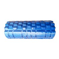 Wholesale Hot Sale Yoga Colum Pilates Hollow Yoga Foam Roller Massage Column Balancing Rod High Density Floating Point Rod Free DHL
