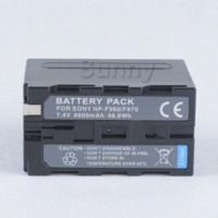 attery Pack para Sony NP-F330, NP-F530, NP-F550, NP-F570, NP-F770, NP-F930, NP-F950, NP-F960, NP-F970, NP-F970 / B InfoLITHIUM serie L de la batería p ...