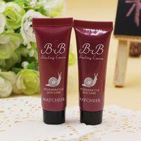bb samples - New Sample Size Healing BB Cream Regenerative Skin Care Whitening Concealer Isolation Snail Cream Multi Effect Repair BB Cream