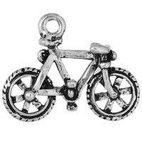 Wholesale Charm Pendants Bicycle Antique Silver mm quot x mm quot new