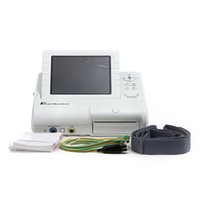 Wholesale Free Ship to US inch screen color LCD display rotate screen to Fetal Monitor with FHR Alarm