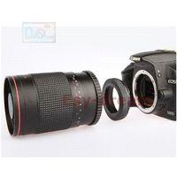 Wholesale Manual mm F8 Reflex Mirror Telephoto Lens for Canon EOS DSLR Camera D D D D2 D D D D PA042