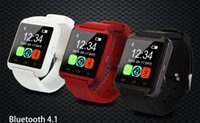 Cheap Touch Screen Bluetooth Smart Watch Wristwatch Healthy Watch U8 U Watch for iPhone Samsung HTC Android phone Smartphone Free Shipping