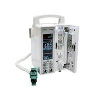 Wholesale Quality Guaranteed CE FDA LCD Medical KVO Infusion Pump ml h or drop min IV sets IP To US