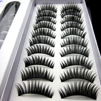 beauty supply extensions - Very Beautiful Eye lashes Pairs Winged Beauty Supplies Eyelashes extension Individual False Eyelashes