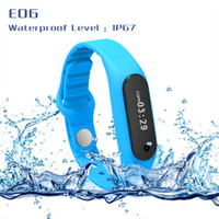 age exercise - New Arrive Fitbit E06 Smart Sports Bangle Wristwatch Exercise Tracker Sleep Monitor Tester