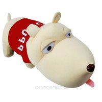 Wholesale Doll Decoration Cute Cartoon Big Mouth Dog Decorate Bamboo Charcoal Air Freshener PHM026