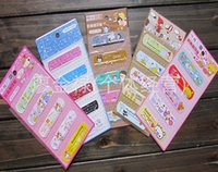 Wholesale Kawaii Bandaid Bandage Mix Cartoon designs packs