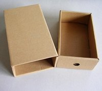 Wholesale HIGH QUALITY MM Corrugated Paper Drawer Box