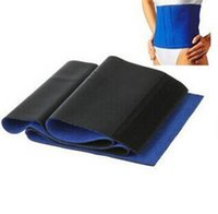 300PCS moda de Nueva Hot Sauna neopreno Body Fitness Wrap grasa celulitis Quemador adelgaza Shaper Cinturón