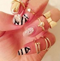 Cheap Knuckle Rings Best Crystal Rings