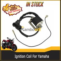 ignition coil - Motorcycle Ignition Coil For Yamaha IT250 TT250 XT250 DT250 Motor Motorbike Engines System Metal High performance ignition coil