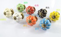 cabinet hardware - NEW Drawer Knobs Cabinet Pulls Cabinet Knobs Kitchen Handles Door Handles Furniture hardware Door Locks Color Ceramic HT331