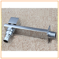 Wholesale Retail Luxury Square Bibcock Use for Washing Machine Tap XR13256