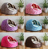 Wholesale Doghouse New Pet Product Pet Beds Soft Dog House Product Animal Pet House Hot Sales Dog Products HP018