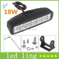 Wholesale LED Working Light1550LM Mini Inch W x3W CREE LED Bar work Light as Worklight Flood Light Spot Light for Boating Hunting Fishing