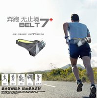 Wholesale Fashion Running Pack Kettle Campaign Pockets Outdoor Mobile Multi function men s and women s Waistpacks Spring Style
