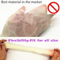 high quality sex toys - sex products for man HIGH quality Reusable penis sleeves soft TPE penis enlarger extender sleeve delay enlargement Japan Daiki kato sex toys