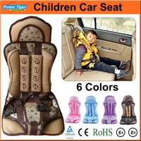 Wholesale Car Styling New Colors High Quality Portable Children Car Safety Seat Kids Infant Seat Baby Car Seat Kg