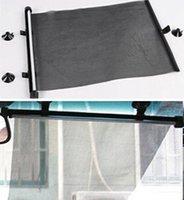 car curtains - Car Slide Window Sunshade Slide Sun shield CM Auto Slide shield Curtain Cover for Slide Window Car Sun Block Sun Visor LJJE168