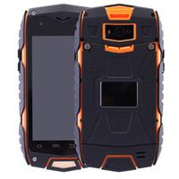 bar orange - Discovery V11 Android IP68 Waterproof Phone MTK6582 Quad Core GHZ GB RAM GB ROM G GPS Dustproof Shockproof Outdoor Smart Phone