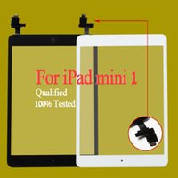 apple ipad free - by dhl or ems Complete For iPad mini Touch Digitizer Screen With IC Home Button Flex Cable