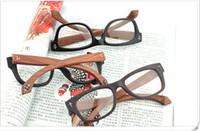 wood planks - Black Tortoise shwood Canby grain wood sunglasses eyewear handmade wood quality sunglasses retro frame men women fashion beach glasses new