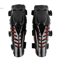Wholesale High Quality Motocross Protector Motorcycle Motorbike Racing Knee Pads Guard Protective Gear Black Red