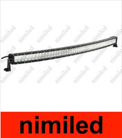 Wholesale 2014 NEW curved LED light bar inch W led work light bar LED curved light bar cree chip with spot flood beam for offroad HSA1915