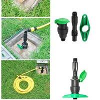 Wholesale 1 inch Male Thread Drip Irrigation System Quick Coupling Valves Garden Irrigation System Qucik Connectors Valves