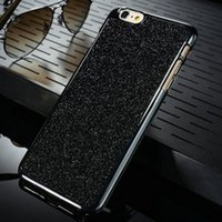 Wholesale For iphone inch Colorful Bling cell phone back case for iphone g for iphone6 back cover case MOQ