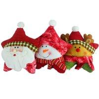 Wholesale 1pcs Cartoon Snowman Cushion Cover Christmas Pillow Cushions Gift cm Pillows Office Car Home Decorate Sofa Cushions S129