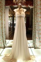 Wholesale 2015 Real Images Sweetheart Empire Maternity Dresses Satin Beaded Long Evening Bridesmaid Gowns A Line Formal Dresses for Pregnant Woman