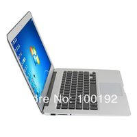 Wholesale by DHL inch laptop Window Intel N2800 Ghz Dual Core Notebook PC Laptop LED HD screen Metal cover