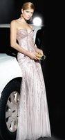 Wholesale Luxurious Sequined Pageant Dresses Beadings Sweetheart Tulle Prom Formal Dresses Evening Wear Floor Length