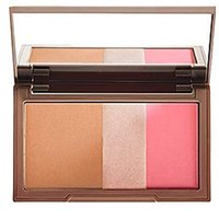 Wholesale A15 Makeup Blush Flushed Blusher Bronzer Highlighter Blush Make Up Pallete VD880 P