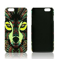 i-glow cases - Glowing in dark Animal case hard pc with Luminous effect case for i phone s plus