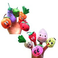 Wholesale Children Toys Refers to Accidentally Children Toys Fashion Baby Fruits and Vegetables Refers to Accidentally Hot Kids Plush Toys