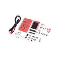 Wholesale pc DIY Digital Oscilloscope Kit osciloscopio Electronic Learning Kit DSO138 kit quot Msps usb handheld oscilloscope Quality