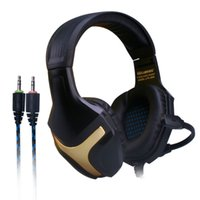 Wholesale 2016 Sale Cojines On Fashi Whole Gaming Headsets Headphones Laptop Voice Headset with Microphone Street Headphones Noise Mix Lcd S6