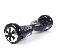 Wholesale 2 Wheels Smart Self Balancing Scooters Drifting Board scate board smart glider
