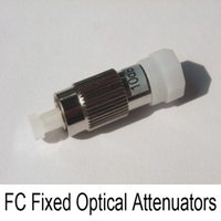 Wholesale 2dB dB dB dB dB dB dB dB FC Male Female FOA Fixed Optical Attenuators Operating Wavelength nm
