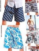 5 pcs / homem muito cuecas 2015 novo verão Homens Surf Board Shorts Boardshorts Praia de natação Calças Calções de troncos de natação desgaste para homens