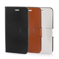 Wholesale 2015 Brand New Popular and Durable PU Leather Case for Doogee DG310 Brown
