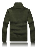 Cheap sweater men Best wool cotton sweater