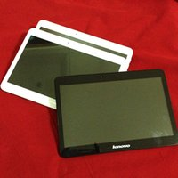 Wholesale Lenovo A101 G tablet pc inch HDD Android Quad core tablet MTK6582 GB RAM G ROM computer play store
