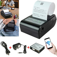 Wholesale Best Price Wireless Mini Bluetooth Receipt Thermal Mobile Printer For ios For Android For Windows