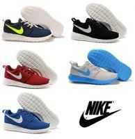 nike free run - 2015 Nike Roshe Runs Men Running Shoes Cheap Original Quality nike roshe runs men Shoes